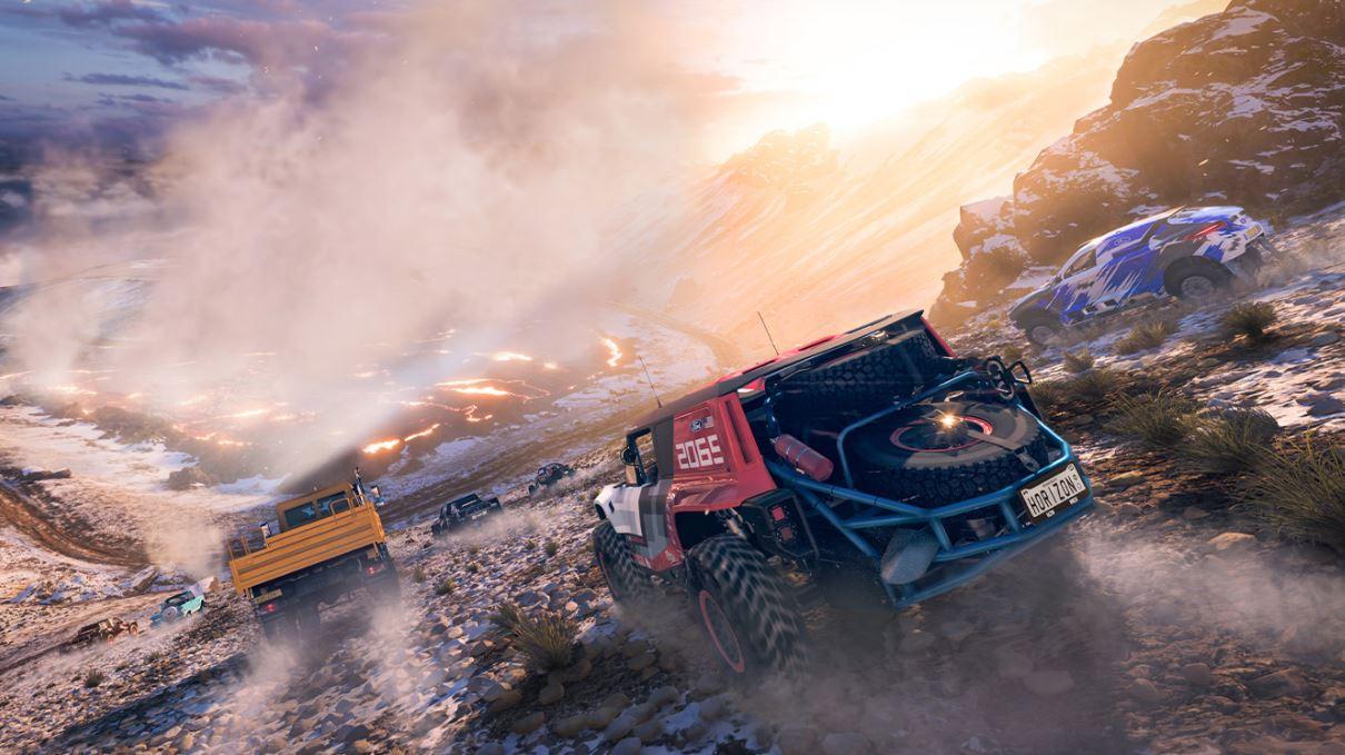 Anuncio de Forza-Horizon-5