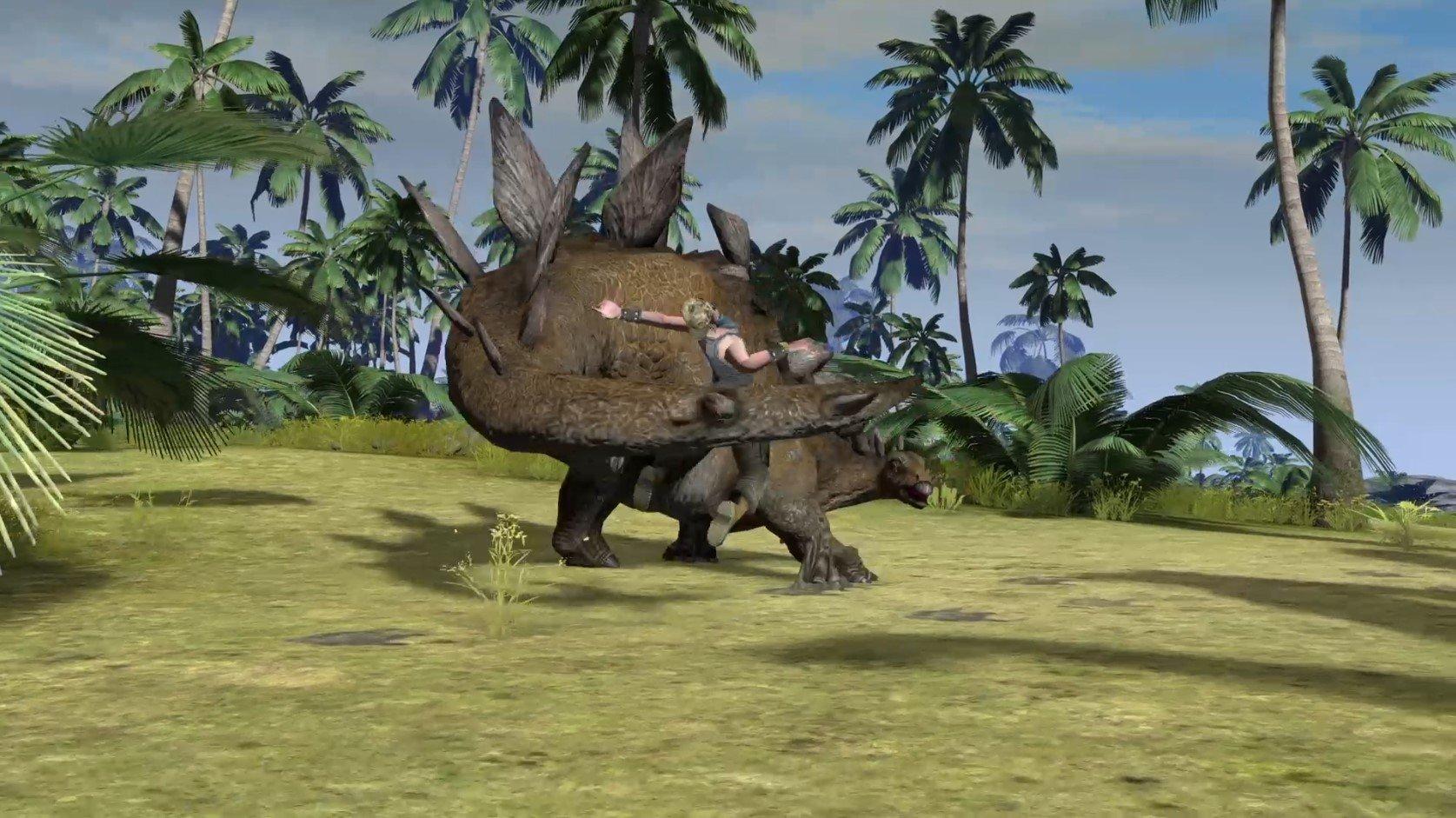 Carnivores-Dinosaur-Hunt-Gameplay-Stegosaure-Mort