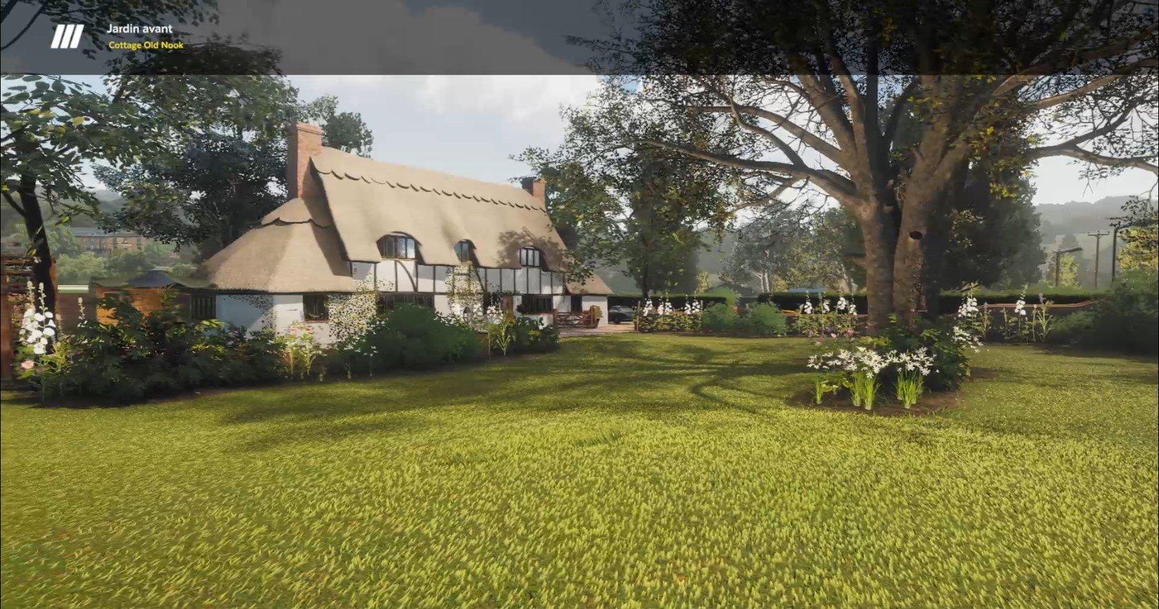 Lawn-Mowing-Simulator-Carrière-Premier-Contrat