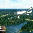 Microsoft Flight Simulator reçoit sa mise à jour scandinave