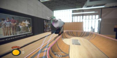 SkateBIRD-Gameplay