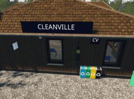 Test – Train Station Renovation, et que ça brille!