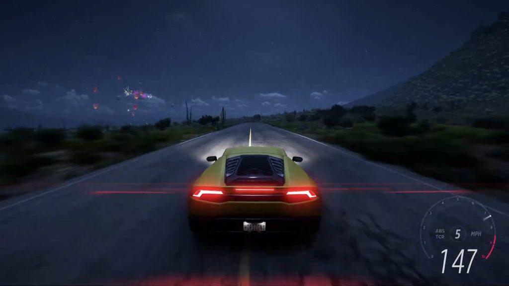 Forza-Horizon-5-Lamborghini-Huracan-Plaine-Nuit