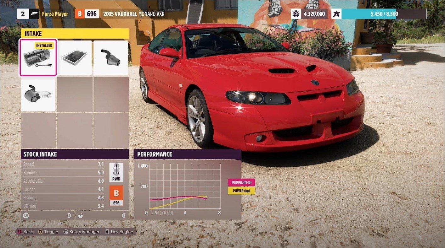 Forza-Horizon-5-Preparación-Autos