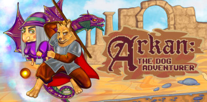 arkan-the-dog-adventurer-artwork-title
