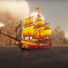 Sea of Thieves – un bateau sur le thème de Borderlands pour l'événement Making Mayhem