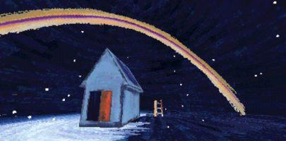 cuccchi-paysage-maison-echelle-arc-en-ciel