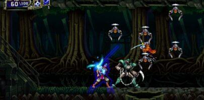 Bushiden-Gameplay