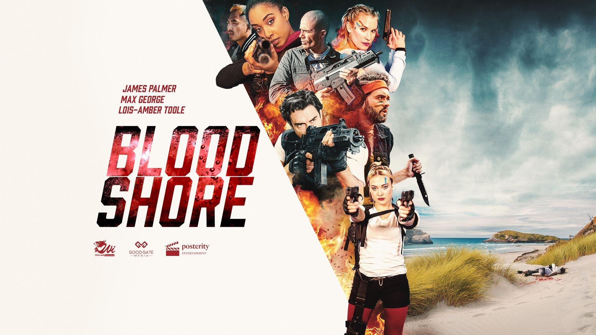 L'affiche de Bloodshore